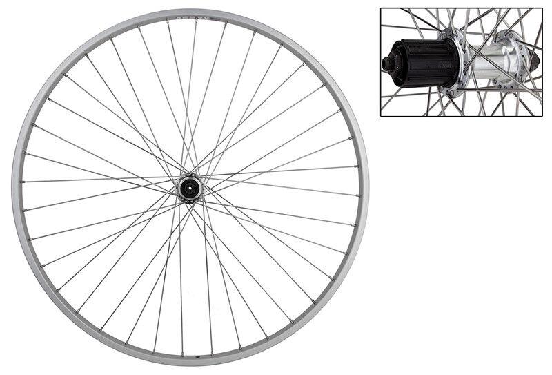 WM Wheel  Rear 700 622x17 Wei As23x Sl 36 Aly 8-10scas Sl 130mm Dti2.0sl