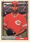 1992 Topps Mo Sanford 674 Baseball Card