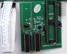 new EPROM 16bit Adapter DIP42 for parallel EPROM Programmer car   M27C400-U17