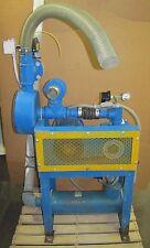 Gardner Denver Gacmdpa 4mp 3600 Rpm Blower Amp 10 Hp 230460v Motor Amp And Silencer