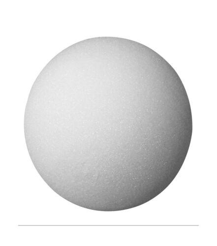 FloraCraft Styrofoam 16 Piece Ball 1 Inch White