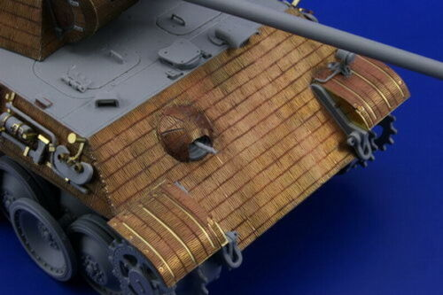 Eduard 1/35 Panther G Late Detail (Dragon) 35926