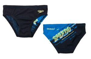 Speedo Endurance Jungen Badehose Aquashort Boys Badeslip Gr. 104/110