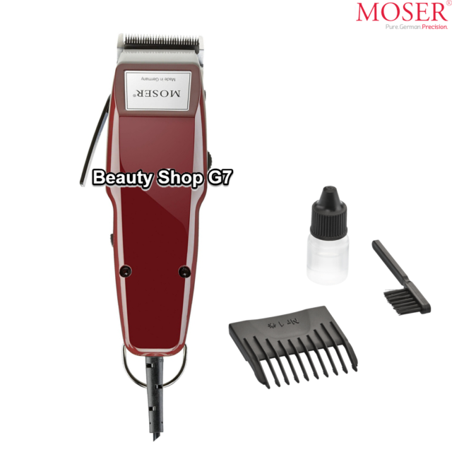 moser professional hair clipper edition 1400 red ebay