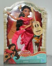 "Disney Elena Of Avalor My Time Singing Doll 12/"" Figure Includes Guitar Hasbro"