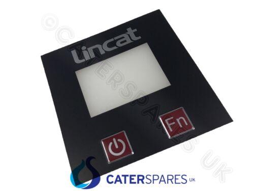 LINCAT OL03 PCB OVERLAY FRONT BUTTON FACIA STICKER EB3F EB4F EB6F WATER BOILER