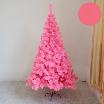 30~110cm Artificial Christmas Tree Decorations Festival Xmas Tree 6 colors