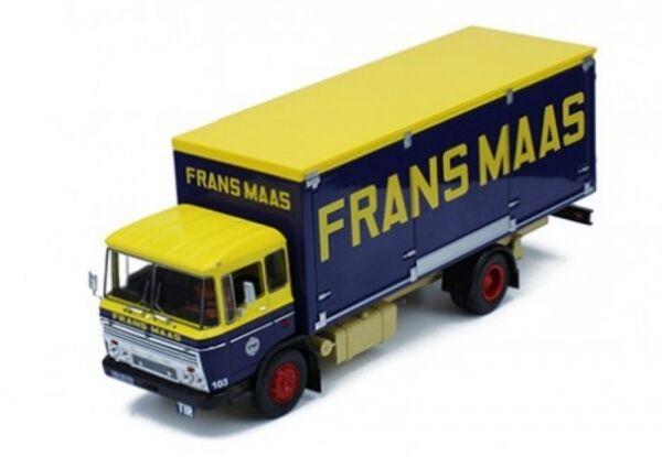 DAF 2600 Frans Frans Frans Maas (amarillo azul oscuro) 1965 0becd0