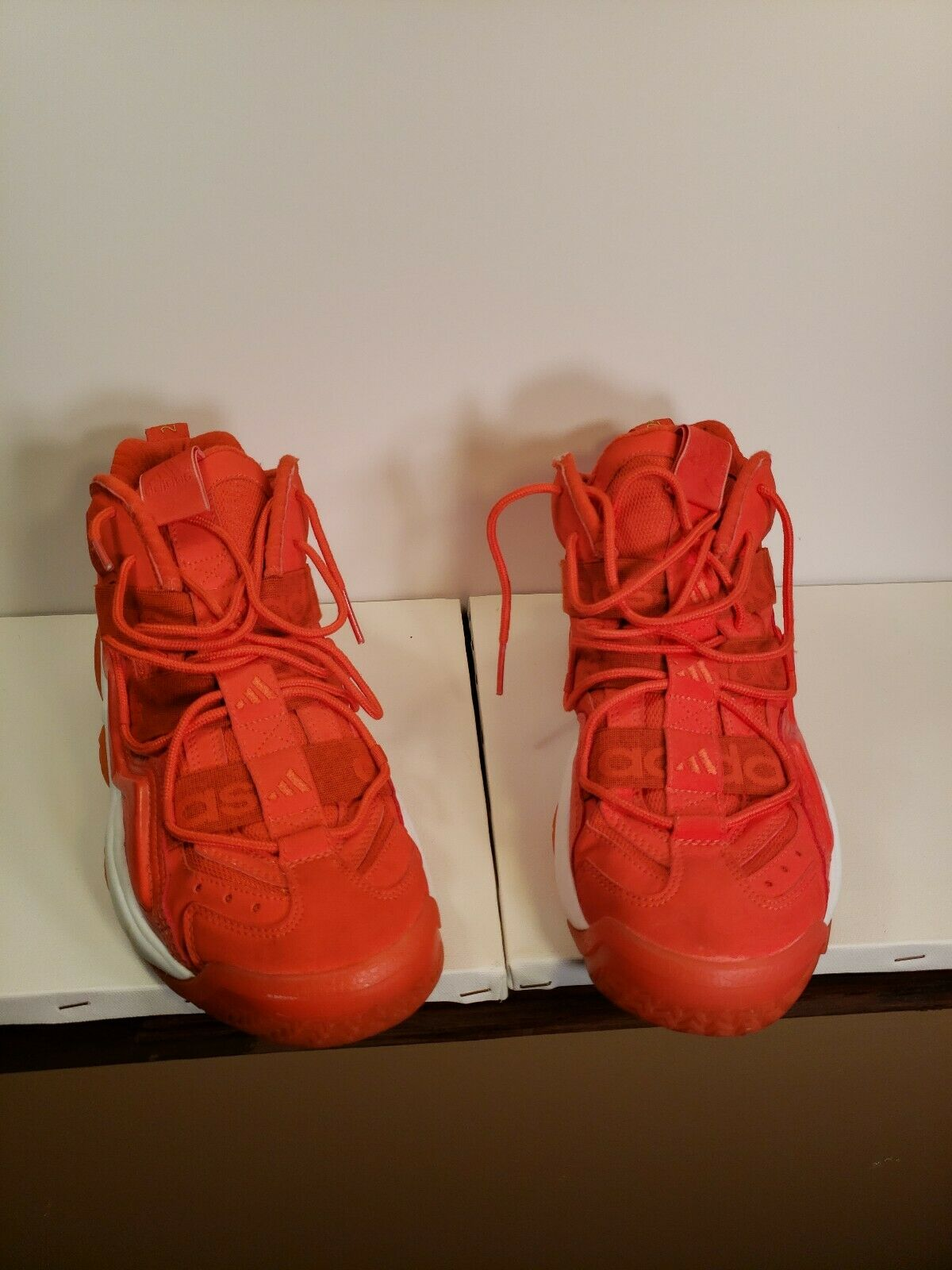 RARE Adidas TopTen 2000 Iman Shumpert PE Size 10.5 Limited Edition Only 500...