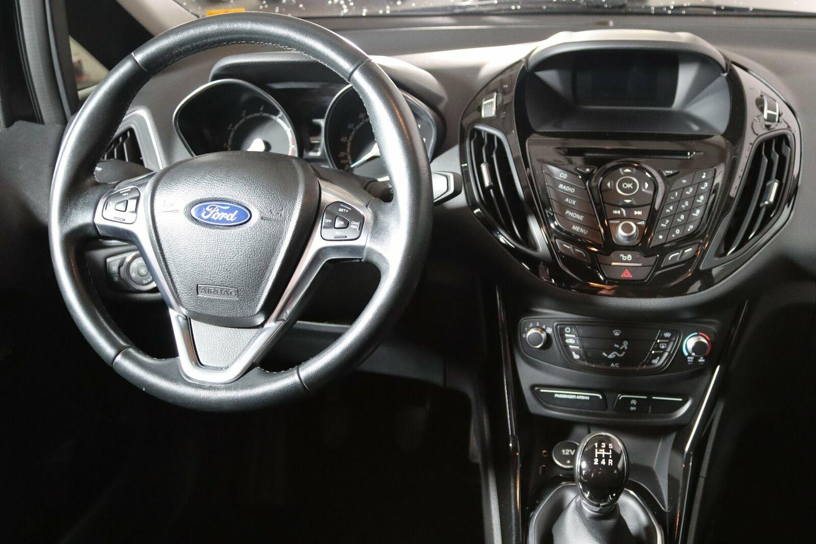 Ford B-MAX 1,0 SCTi 125 Titanium - billede 10
