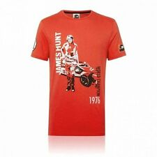 James Hunt Ritratto T-Shirt. medio. R.R.P £ 35