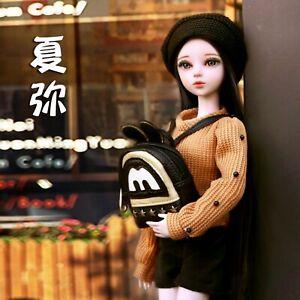 """New 24/"""" 1//3 Handmade PVC BJD MSD Lifelike Dolls Joint Dolls Girl Gift Katherine"""