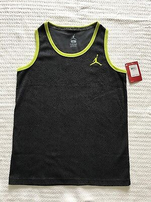 4T NEW//NWT Nike Air Jordan Boys Sleeveless Shirt Size