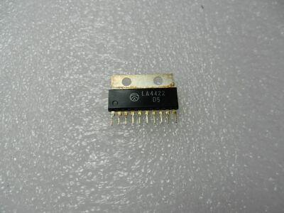 10-PIN SIL 5.8W - LA4422 I.C 13V//4Ω 18V - 2 PCS