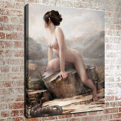 Naked Women On Display As Art