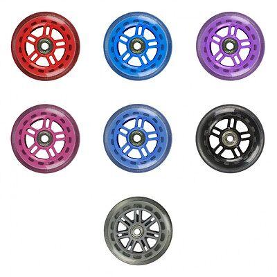 JD Bug Original Street 100mm Wheel w Reflex Blue Bearings
