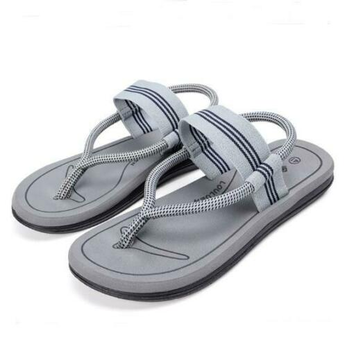 New Mens/&Womens Summer Casual Soft Slippers Outdoor Flats EVA Slip On Sandals