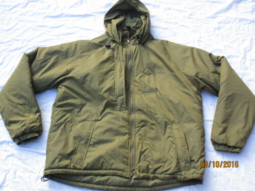 Jacket Thermal, Pcs, Light Olive, Thermo Jacket, Size 16080 Small
