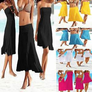 Caricamento dell immagine in corso Mini-vestito-da-spiaggia-mare -copri-costume-bagno- bce4906ce8e