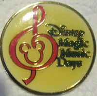 Disney Pin magic Music Days