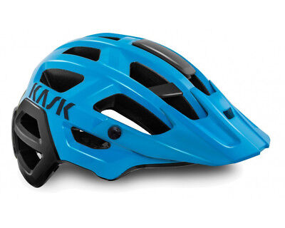 KASK REX MTB Cycling Helmet Black M:52-58. L:59-62cm