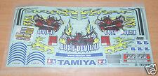 Tamiya 58523 Bush Devil II/2/WT-01, 9495721/19495721 Decals/Stickers, NIP