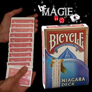 Jeu NIAGARA Bicycle - jeu électrique - Magie - Poker - Niagara deck