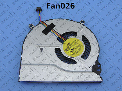14 15 fan HP NEW FOR B160EA Pavilion B160SA Touchsmart 15 CPU Sleekbook b141sa FwA0zx7Anq