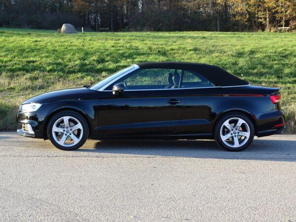 Audi A3 1,5 TFSi 150 Sport Cabriolet - billede 3