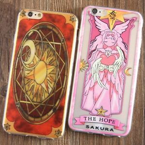 card captor sakura cover iphone