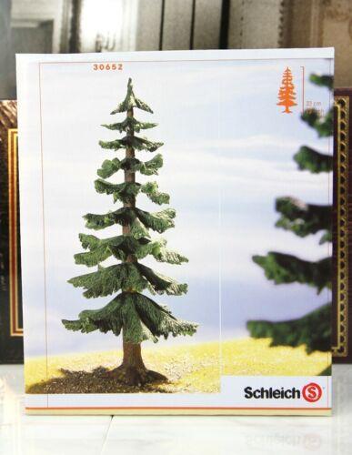 """NEW IN BOX   SCARCE PINE FIR TREE 13/"""" SCHLEICH WOODLAND"""