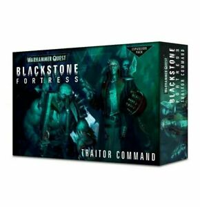 Traitor-Command-Blackstone-Fortress-Warhammer-Quest-Brand-New-BF-03-60