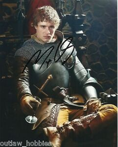 Max-Irons-White-Queen-Autographed-Signed-8x10-Photo-COA