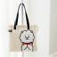 miniature 7 - BTS BT21 Official Authentic Goods PVC Shoulder Bag Tote Bag 7Characters