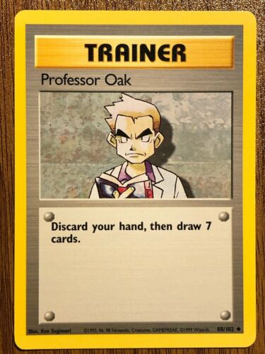 Good Condition Low Prices Base Set 1999 Rare Common Uncommon Pokemon Cards