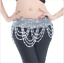 Waist Chain Belly Dance Costumes Accessories Beaded Hip Belt Chain Dancewear