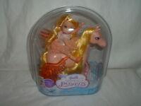Barbie Magic Of Pegasus Doll Kelly Cloud Princess & Pony