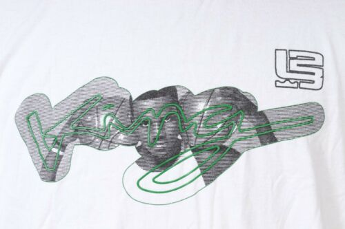 "Vintage NIKE LEBRON JAMES ""King"" Basketball T-Shir"