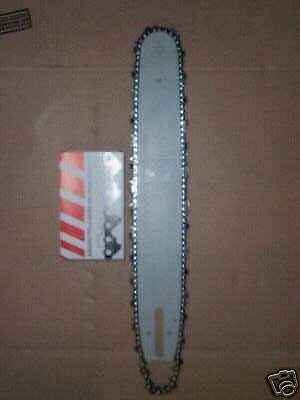 cadena para Stihl 50cm .325 1,6 81//neu Espada//ferrocarril