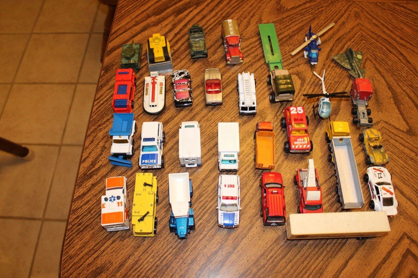 26 Hot wheel and Match box Die Die Die Cast cars 5d992c