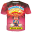 Women-Men-Cartoon-Garbage-Pail-Kids-3D-Print-T-ShirtCasual-Short-Sleeve-Tops thumbnail 13