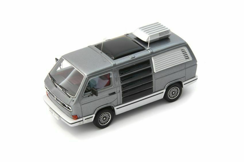 Volkswagen vw t3 TRAVELLER JET 1979 Metallic gris 1 43 Model AVENUE 43
