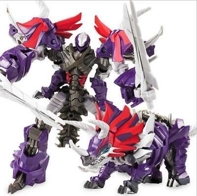 Slash Robots New Velociraptor Loose Toy Movie Gift Transformers Action Figure
