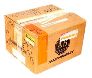 Nuovo Allen Bradley 1406-r16 Serie A Motore Protector 1406r16 Perfect In Workmanship Sensors Electrical Equipment & Supplies