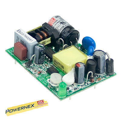 1pc Open Flame Switching Power Supply NFM-05-5 5V 1A 58x45x19mm Mean Well