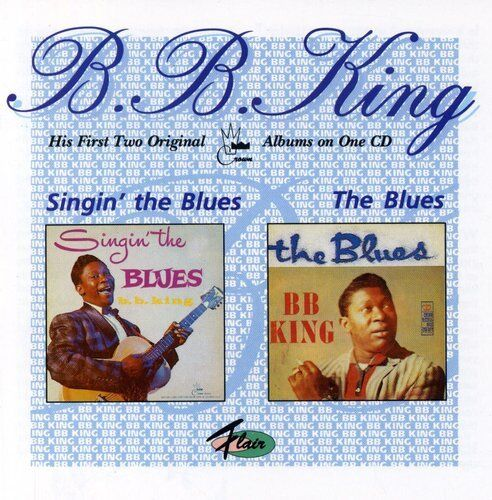 B.B. King - Singin' the Blues & the Blues [New CD] Manufactured On Demand