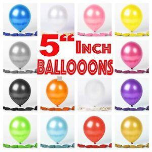 5-034-Pouces-Petit-Rond-Latex-Best-Ballons-Qualite-Standard-Ballon-couleur-Ballon