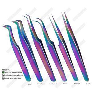 Russian-Volume-Eyelash-Extension-Tweezers-3D-6D-False-Lash-Applicator-Eyebrow