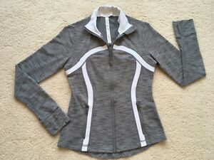Define carbone Space Lululeon bianco Are Eccellente Jacket di Fossile pulito From 8 Wee qTTzpd