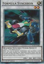 Yu-Gi-Oh tarjeta: Formula Synchron-Ultra Poco común-dusa-EN086 - 1ST Edición